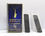 Bravo BR-C25 Bb Clarinet Synthetic Reeds, Strength 2.5, Box of 5