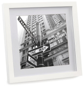 FHE Group Gallery Picture Frame, 25cm by 25cm , White