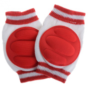 Imixlot Cute Infant Toddler Baby Knee Pad Crawling Safety Protector