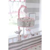 My Baby Sam Olivia Rose Crib Mobile