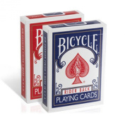 Bicycle Rider Back Index Playing Cards, Standard