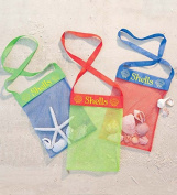 Kid-Collector's Shell Bags, Set of Three