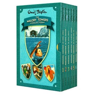 Blyton Malory Towers Box Set