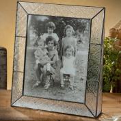 J Devlin Photo Frame 8x10 Vertical Vintage Glass