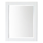 Avanity 14000-M24-WT Mirror for Brooks/Modero/Tribeca, 60cm , White Finish