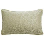 Barbara Barry Dream Fern Canopy Reversible Pillow Sham - Queen, 500 TC Cotton Sateen
