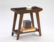 ADF Centre Side Table with Glass Top