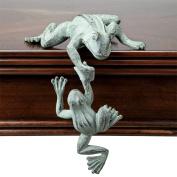 Helping Hand Frogs Shelf Sitter