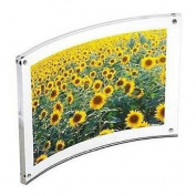 Curved Magnet Frame by Canetti-13cm x 18cm