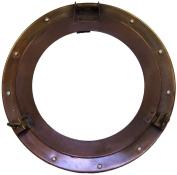38cm Iron Porthole Window