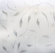 Artscape 02-3012 Etched Leaf Large Window Film, 90cm by 180cm