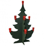 Swedish Christmas Tree Candleholder - 33cm