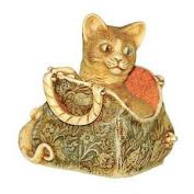 "Harmony Kingdom Treasure Jest Collection ""Poppins"" Box Figurine"
