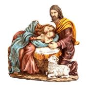 Holy Family Nativity Sagrada Família Statue Figurine