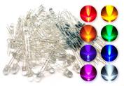 microtivity IL188 5mm Assorted Clear LED w/ Resistors