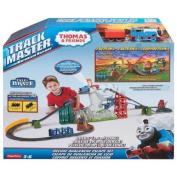 Thomas the Train DELUXE 2 in 1 Avalanche Escape Set TRACKMASTER
