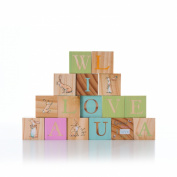 Guess How Much I Love You Guess How Much I Love You Wooden Picture Blocks, By Rainbow Designs