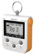 Seiko DM90D Compact Metronome, Orange