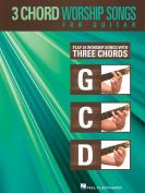 Hal Leonard 3-Chord Worship Songs for Guitar