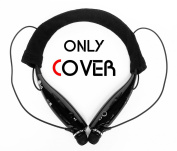 FitSand Black Soft Cotton Protector Sleeve Headset Cover for LG Tone Pro Ultra INFINIM, LG Tone HBS-730, LG Tone Pro HBS-750, LG Tone Ultra HBS-800, LG TONE INFINIM HBS-900, LG TONE INFINIM, LG HBS-700W Bluetooth Headset
