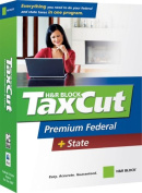 H & R Block TaxCut 2007 Premium Federal + State [OLD VERSION]