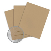 ENVIRONMENT Desert Storm Card Stock - 8 1/2 x 11 in 36kg Cover Smooth 100% Recycled 250 per Package