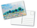 Cover-It Heavy Weight Blank Postcard, 10cm X 15cm , White, Pack of 50