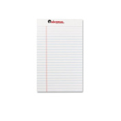 UNV46300 - Universal Perforated Edge Writing Pad