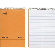 Staples Recycled Steno Book, 15cm x 23cm , 12/Pack