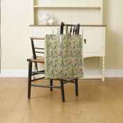 William Morris Golden Lily Large PVC / Oilcloth Shopping Tote Bag
