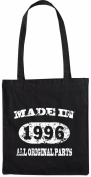 Mister Merchandise Tote Bag Made in 1996 All Original Parts 19 20 Shopper Shopping , Colour
