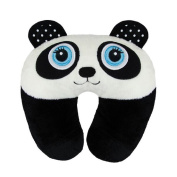 Aroma Home Panda Neck Pillow