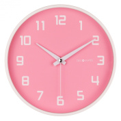 DecoMates Non-Ticking Silent Wall Clock - Fruity Watermelon