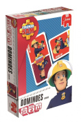 Jumbo Games Fireman Sam Dominoes Game