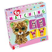 Tactic Games Ty Beanie Boos Matching Game