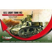"U.S. Light Tank M3 ""Tunisia 4940cm"