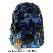Xtreme 30 Litre Canvas Type School Backpack/Sports Bag