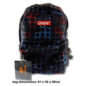 Xtreme 25 Litre Canvas Type School backpack/Sports bag