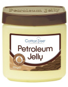 CottonTree Petroleum Jelly Fragranced with cocoa butter 226g