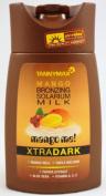 Tannymax Xtra Dark Mango Me 200ml Bottle Non Tingle with Bronzers Sunbed Cream Tan Accelerator
