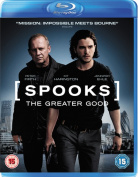 Spooks: The Greater Good [Blu-ray]
