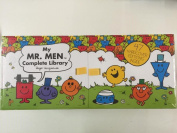 My MR. MEN Complete Library 47 Books Box Set Story Collection - Hard Cover