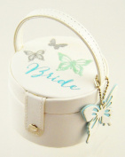 "Juliana ""Wings Of Love"" Wedding Jewellery Box - Bride"