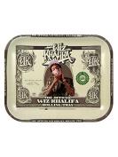 RAW - Wiz Khalifa Limited Edition RAW Metal Rolling Tray/Platter- Medium