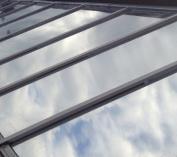 76cm x 3 Metre - Silver Reflective Window Film