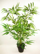 80cm Potted Silk Artificial Bamboo Tree ~ office plant