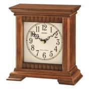 Seiko Wooden Quartz/Battery Mantle/Mantel Clock with Westminster Quarter Hour Chime & Volume Control. QXJ028B