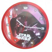 Star Wars Kids Bedroom Wall Clock - Darth Vader