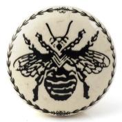 Knobbles and Bobbles Ltd Flat Wasp Knob