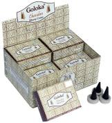 Goloka Chandan Incense Cones x 12 Packs